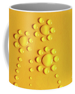 Water Flowers Coffee Mug by Carlos Caetano