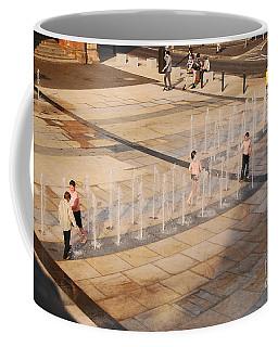 Water Fun Coffee Mug by Mary Carol Story