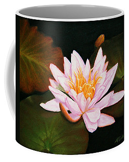 Water Lily Coffee Mug by Marna Edwards Flavell