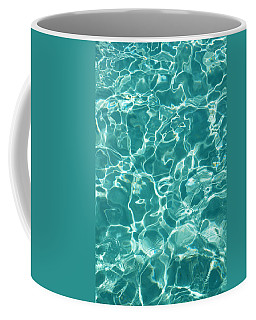 Water Meditation I. Five Elements. Healing With Feng Shui And Color Therapy In Interior Design Coffee Mug