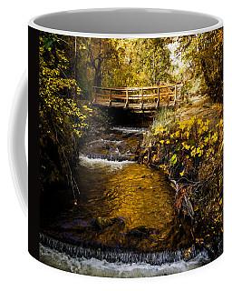 Coffee Mug featuring the photograph Water Of Life by Jordan Blackstone