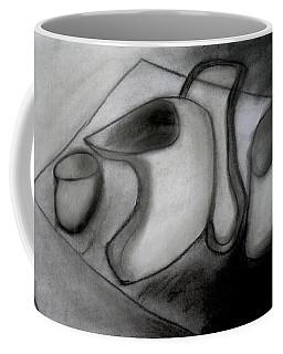 Water Pitcher And Cups Coffee Mug