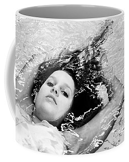 Water Portrait Coffee Mug