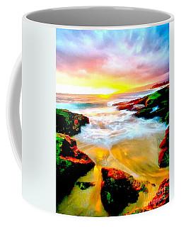 Water Runs To It Coffee Mug