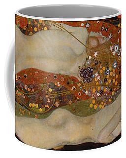 Water Serpents II Coffee Mug