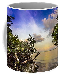 Water Sky Coffee Mug