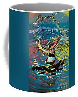 Water Splash Exploding Coffee Mug