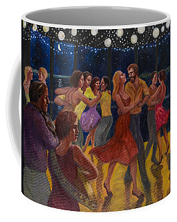 Water Waltz Coffee Mug