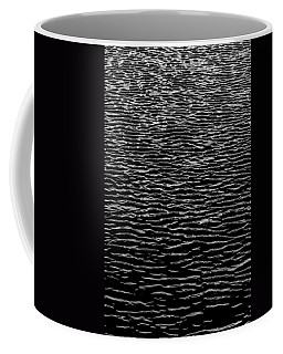Water Wave Texture Coffee Mug