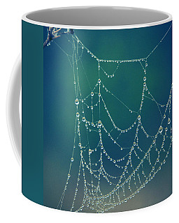 Water Web Coffee Mug
