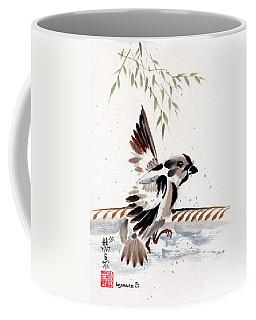 Water Wings Coffee Mug