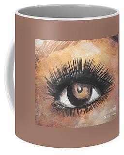 Watercolor Eye Coffee Mug