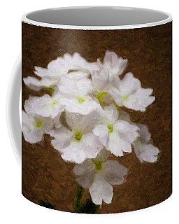 Watercolor Of Daisies Coffee Mug