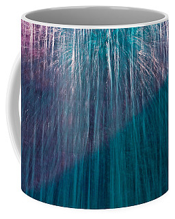 Waterfall Abstract Coffee Mug