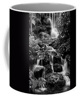 Waterfall At Rainbow Springs Coffee Mug by Beverly Stapleton