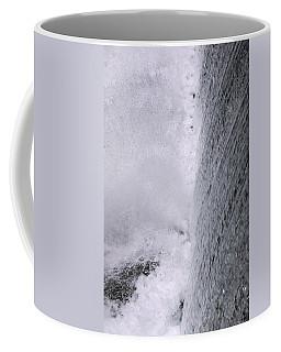 Waterfall Close-up Coffee Mug