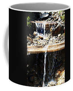 Waterfall Steps Coffee Mug