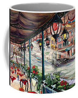 Waterfront Cafe Coffee Mug