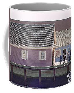 Waterfront Colors Coffee Mug