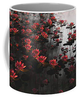 Waterlillies Coffee Mug