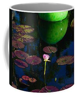 Waterlily Reflection Coffee Mug