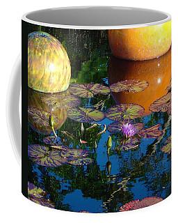 Waterlily Reflections Coffee Mug
