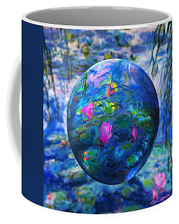 Lilly Pond Coffee Mug