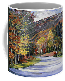Waterville Road New Hampshire Coffee Mug