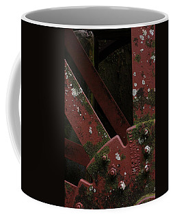 Waterwheel Up Close Coffee Mug