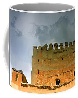 Coffee Mug featuring the photograph Watery Alhambra by Rick Locke