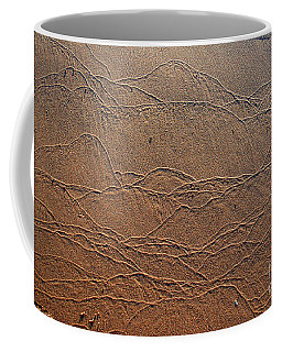 Wave Art Coffee Mug