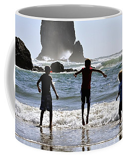Wave Jumping 25614 Coffee Mug