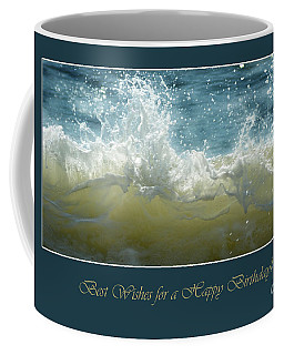 Coffee Mug featuring the photograph Wave by Randi Grace Nilsberg
