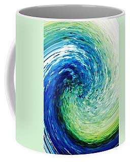 Wave To Van Gogh Coffee Mug
