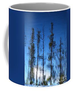 Wavering Coffee Mug by Brian Boyle