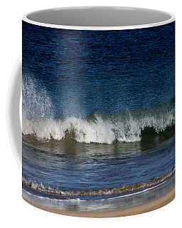 Waves And Surf Coffee Mug