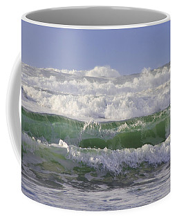 Waves In The Sun Coffee Mug
