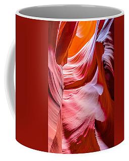Waves Of Redrock Coffee Mug