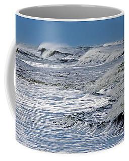 Waves Off Sandfiddler Rd Corolla Nc Coffee Mug
