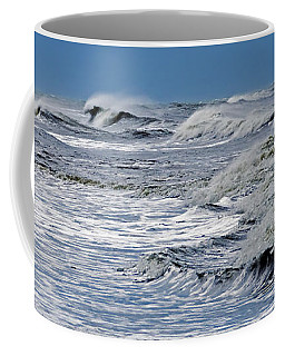 Waves Off Sandfiddler Rd Corolla Nc Coffee Mug