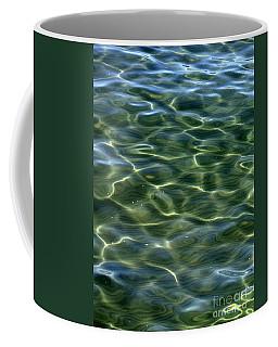 Waves On Lake Tahoe Coffee Mug