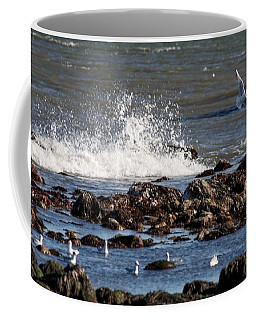 Waves Wind And Whitecaps Coffee Mug