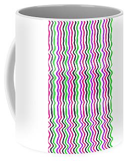 Wavy Stripe Coffee Mug
