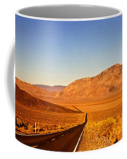 Way Open Road Coffee Mug