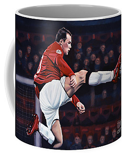 Wayne Rooney Coffee Mugs