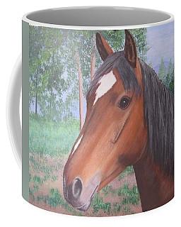 Wayne's Horse Coffee Mug