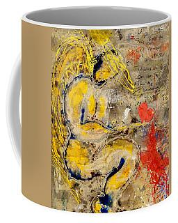 We All Bleed The Same Color IIi Coffee Mug