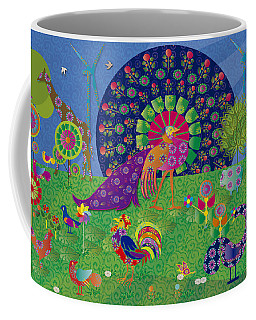 We Live In Harmony - Limited Edition 2 Of 30 Coffee Mug
