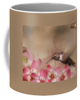 We Love Those Lilies Coffee Mug