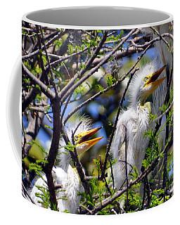 We Love You Mama Coffee Mug by Lydia Holly
